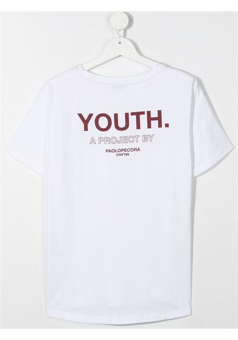 Paolo pecora | T shirt | PP2406BI/BOT