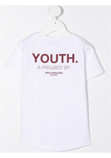 Paolo pecora   T-shirt   PP2406BI/BO