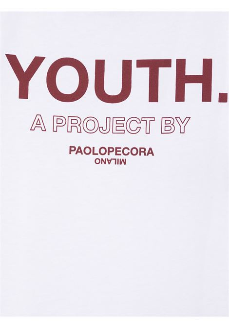 Paolo pecora | T-shirt | PP2406BI/BO