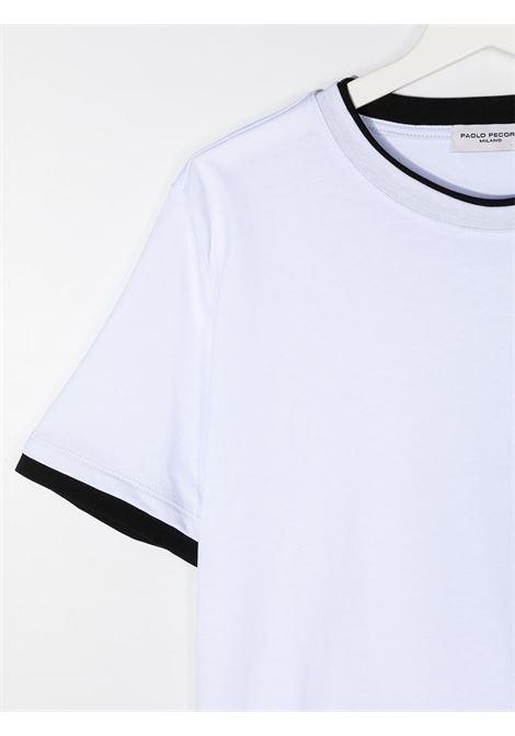 Paolo pecora | T-shirt | PP2433BI/NET