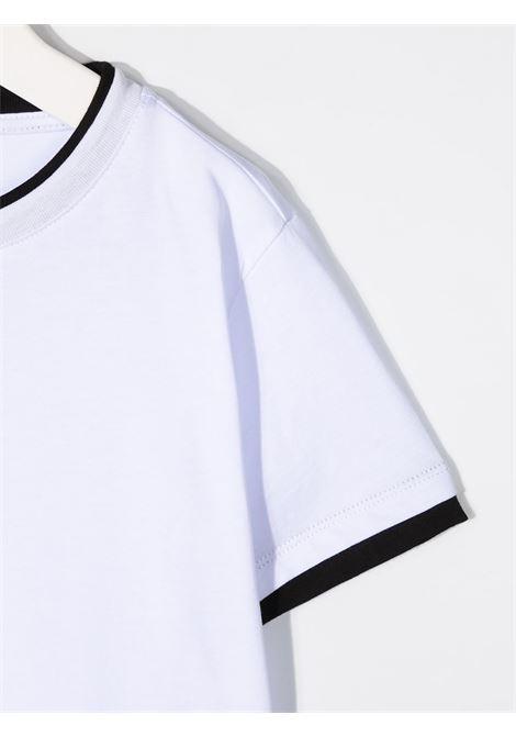 Paolo pecora | T-shirt | PP2433BI/NE