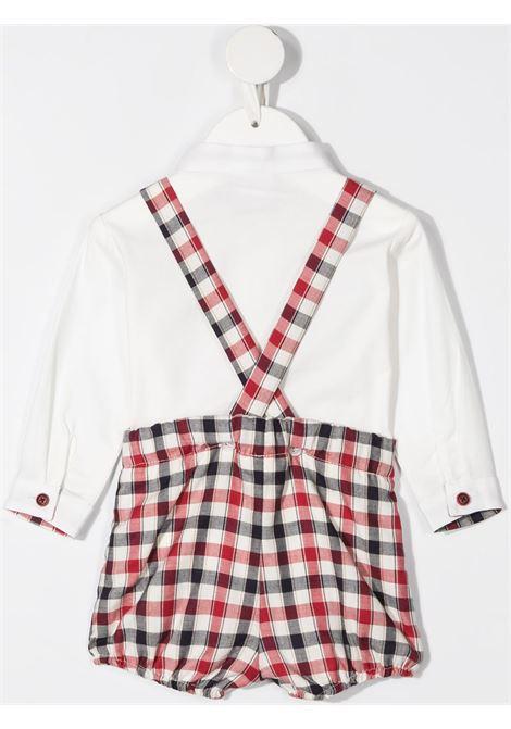 salopette con camicia paz rodriguez Paz rodriguez | Completo | 350636052