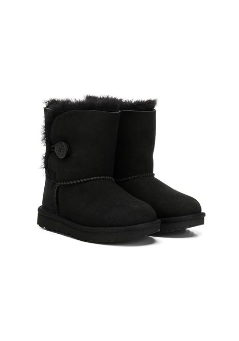 mini bailey bow UGG AUSTRALIA KIDS | Boots | UG1017400KBLK