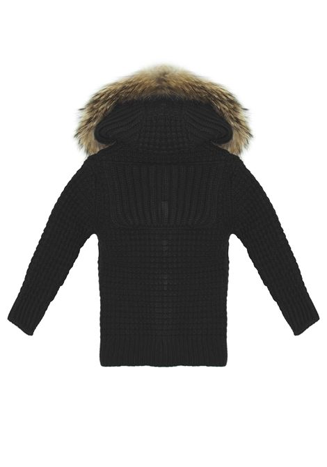 bark short duffle coat fur Bark | Giubbino | PA3000261T