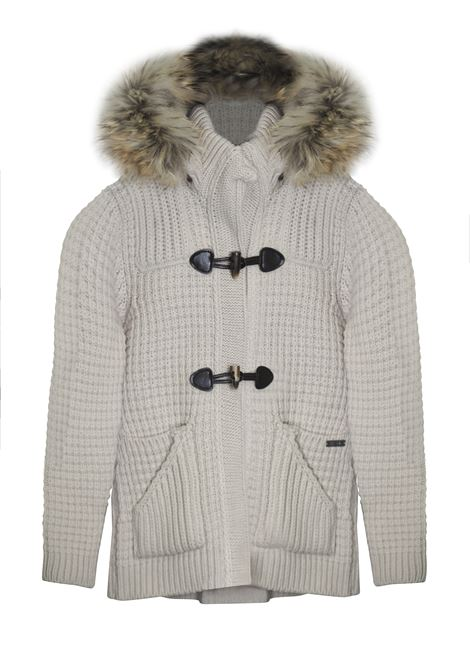 bark short duffle coat fur Bark | Giubbino | PA3000276T