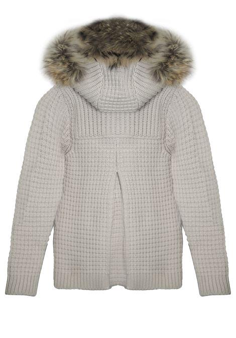 bark short duffle coat fur Bark | Giubbino | PA3000276