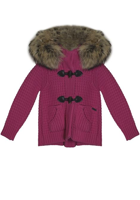 bark short duffle coat fur Bark | Giubbino | PA3000279T