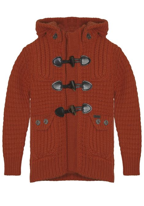 bark short duffle coat Bark | Giubbino | PA4000258