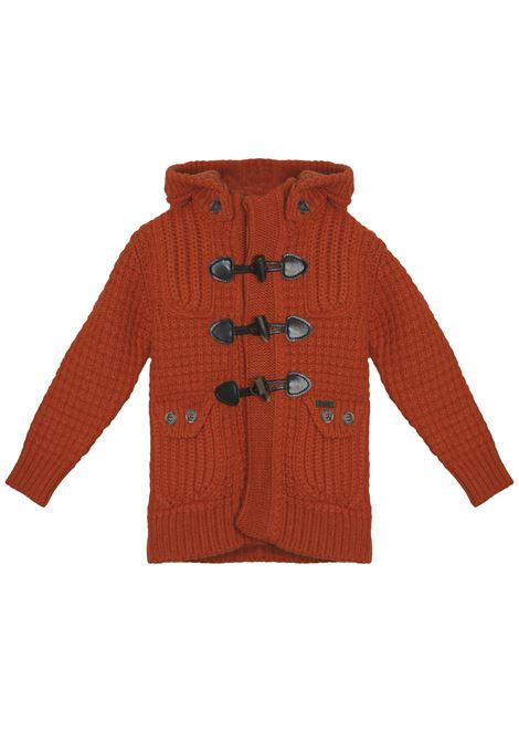 bark short duffle coat Bark | Giubbino | PA4000258T