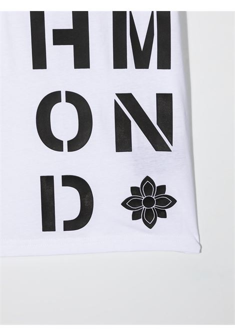 john richmond | T shirt | RBA20186TSW2690