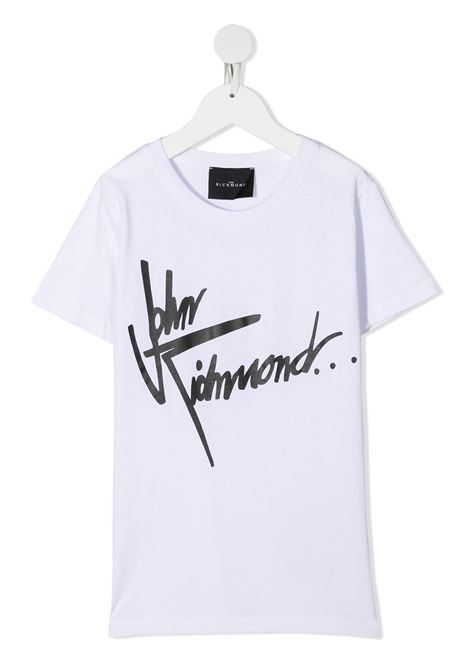 john richmond | T shirt | RBA20248TSW2690
