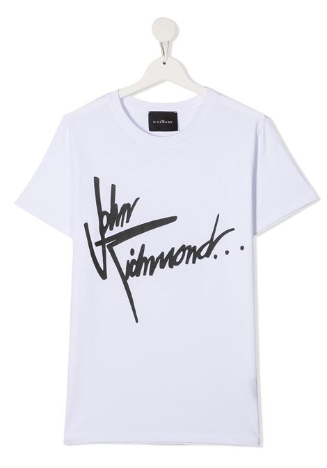 john richmond | T shirt | RBA20248TSW2690T