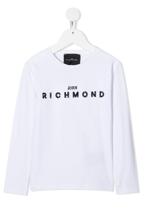 john richmond | T shirt | RGA20010TSG9W2690