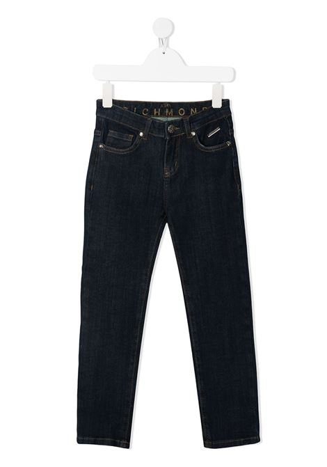 john richmond covergirl con scritta logo dietro john richmond | Jeans | RGA20055JEW4195