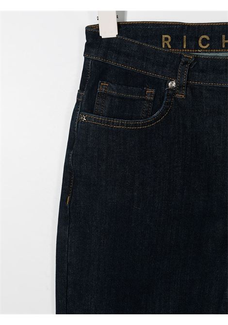 john richmond covergirl con scritta logo dietro john richmond | Jeans | RGA20055JEW4195T