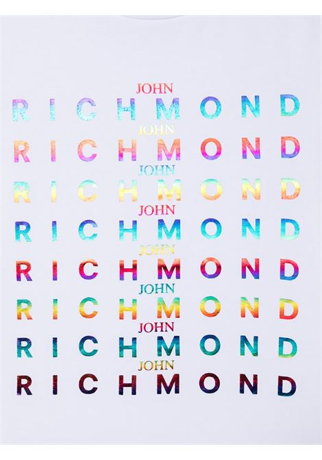 john richmond | T shirt | RGA20185TSW0150T