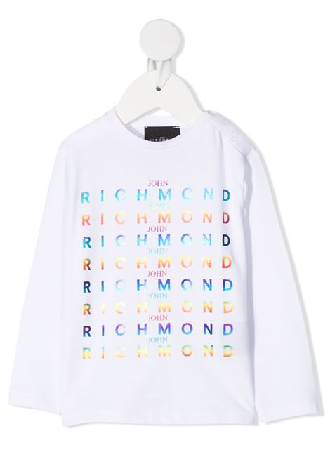 john richmond | T shirt | RIA20101TSW0150