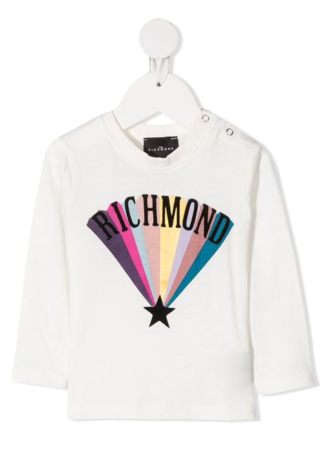 john richmond | T shirt | RIA20103TSW0680