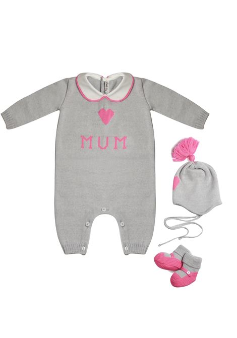 completo little bear mum con fluo LITTLE BEAR | Set tutina | 1137GRF