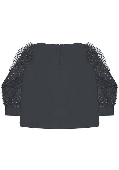 camicia manica in tulle Patrizia pepe kids | Camicia | CA1103200995