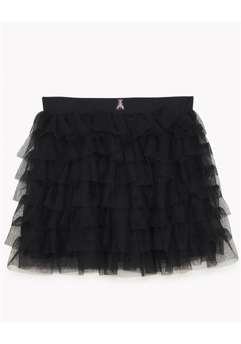gonna in tulle con balze Patrizia pepe kids | Gonna | GO0437320995