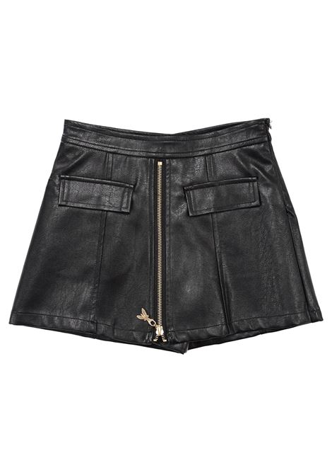 shorts in ecopelle Patrizia pepe kids | Shorts | PE0115160995