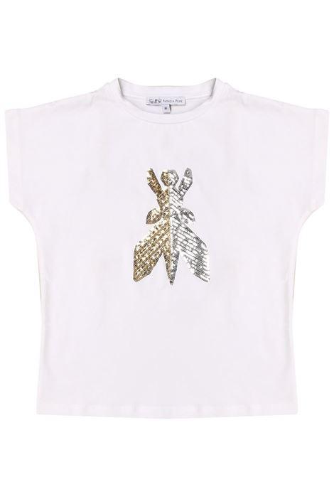 t-shirt con logo patrizia pepe Patrizia pepe kids | T shirt | TE2112210101