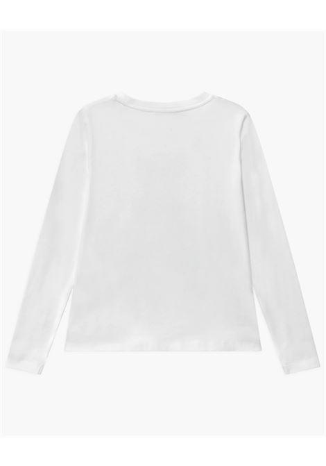 t-shirt con stampa logo  patrizia pepe Patrizia pepe kids | T shirt | TE291221R101T