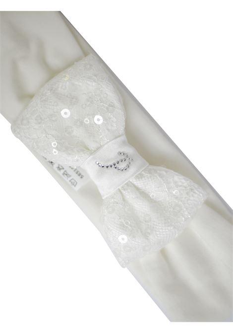 fascia con fiocco in pailettes petit Petit | Fascia capelli | 8514723T65902020