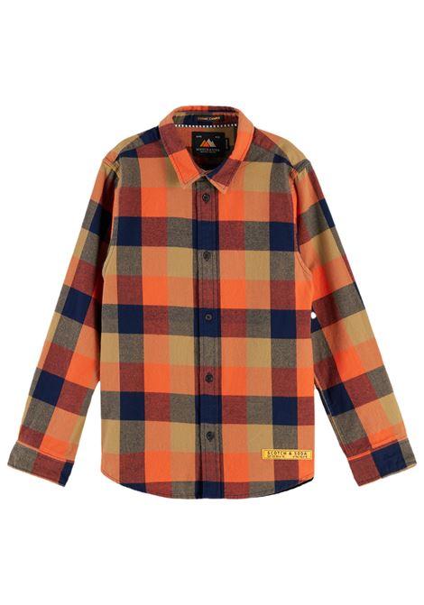 camicia scozzese Scotch & soda | Camicia | 15765763001