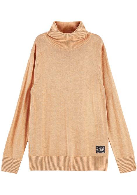 lupetto in lana sottile Scotch & soda | Maglia | 15779622220