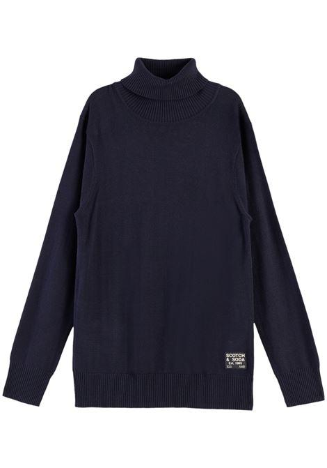lupetto in lana sottile Scotch & soda | Maglia | 15779663630