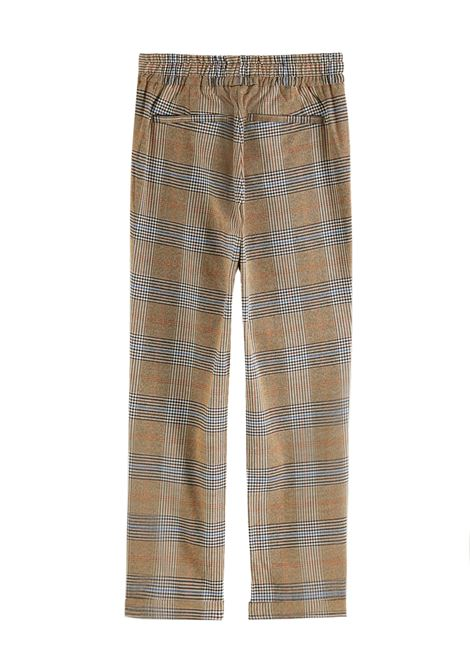 pantaloni in tessuto check Scotch & soda | Pantalone | 15784122003
