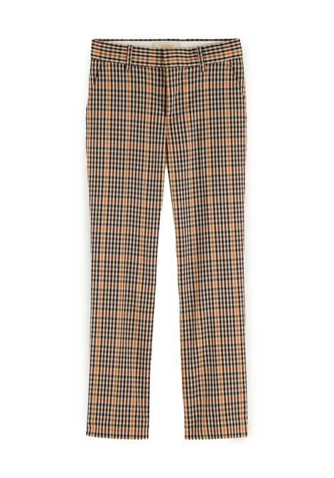pantaloni a quadretti Scotch & soda | Pantalone | 15795522939