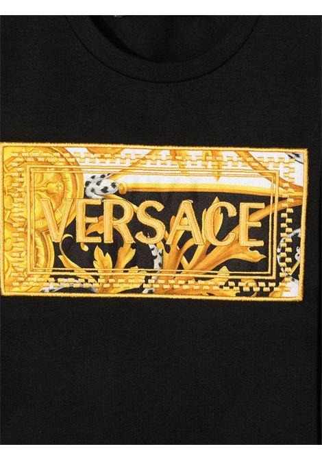 t-shirt logata young versace young versace | T shirt | YA000209YA00019A2003
