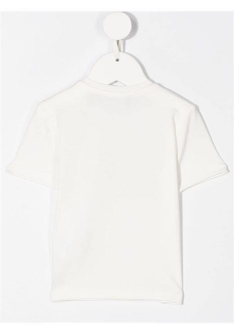 t-shirt logata young versace young versace | T shirt | YB000208YA00019A1002
