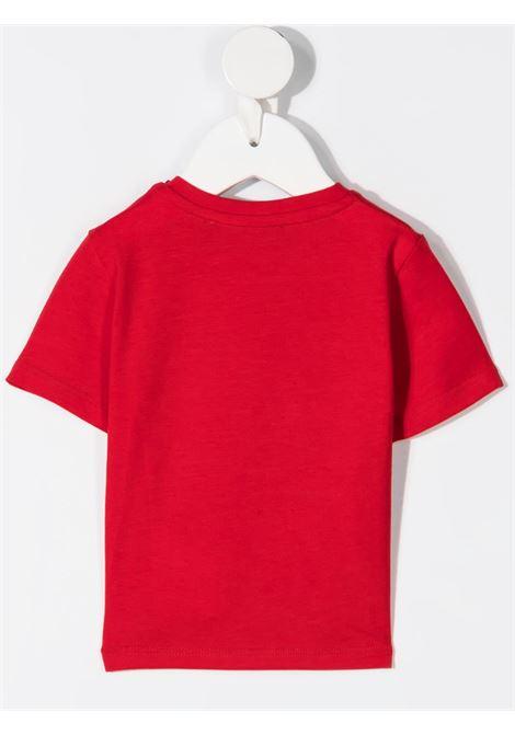 t-shirt logata young versace young versace | T shirt | YB000208YA00019A1227
