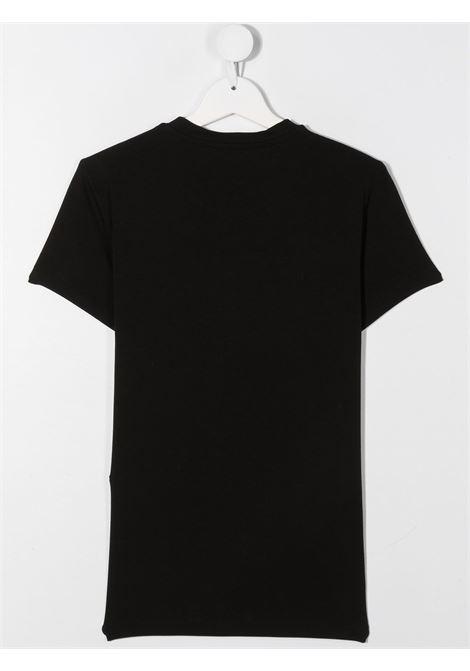 t-shirt logata young versace young versace | T shirt | YC000346YA00019A1008T