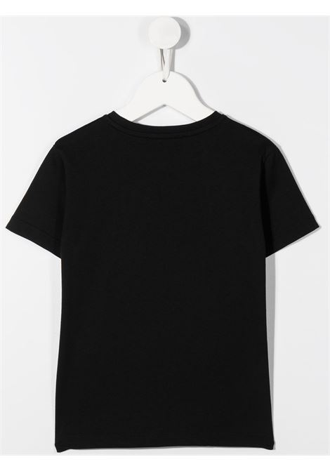 t-shirt young versace con stampa logo young versace | T shirt | YC000426YA00079A1008