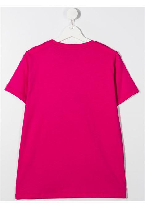 t-shirt young versace con stampa logo young versace | T shirt | YC000426YA00079A1268T