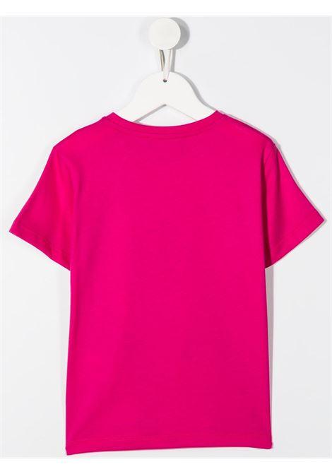 t-shirt young versace con stampa logo young versace | T shirt | YC000426YA00079A1268