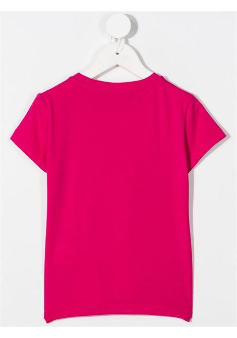 t-shirt young versace logata con borchie young versace | T shirt | YC000430YA00019A1268