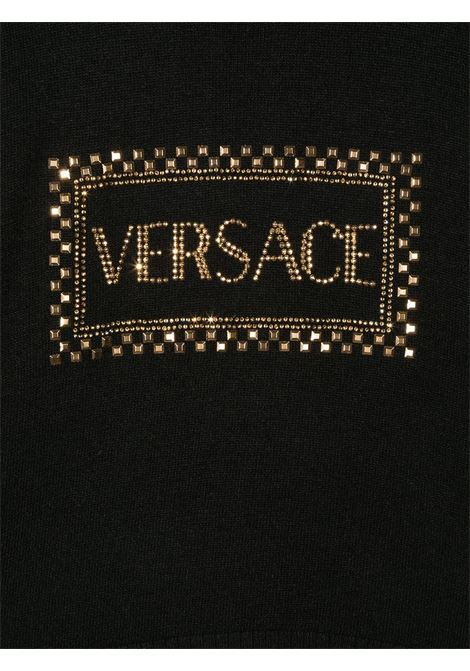 pull con logo young versace young versace | Pull | YC000449A236515A1008