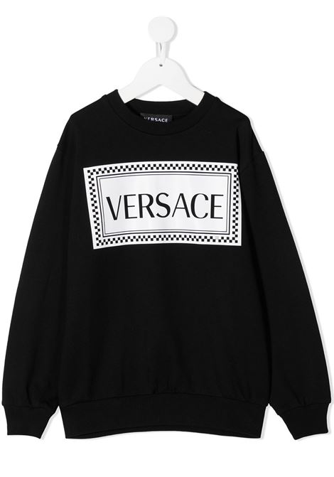 felpa stampa logo young versace young versace | Felpa | YD000192YA00078A7996