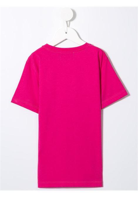 t-shirt young versace con scritta logo young versace   T shirt   YD000278YA00079A1268