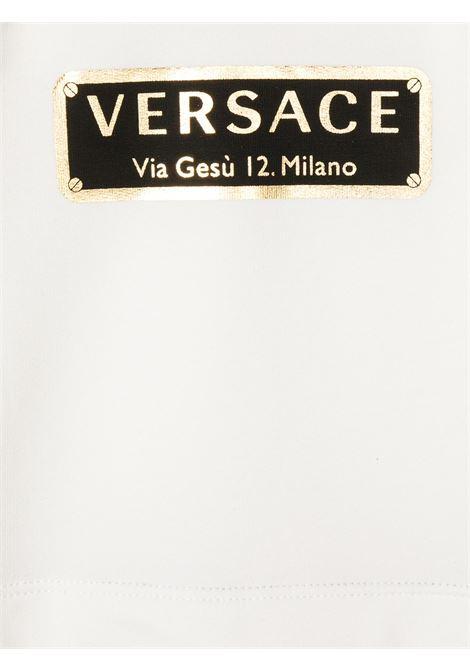 tutina logato young versace young versace | Tutina | YE000197YA00077A2048