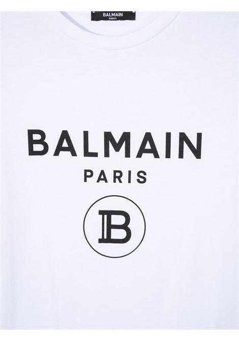 balmain Balmain | Tshirt | 6M8701MX030100NET