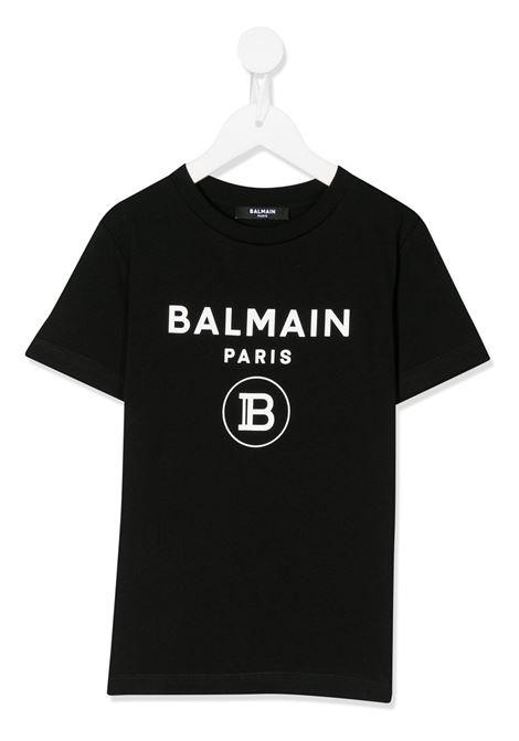 balmain Balmain | Tshirt | 6M8701MX030930BC