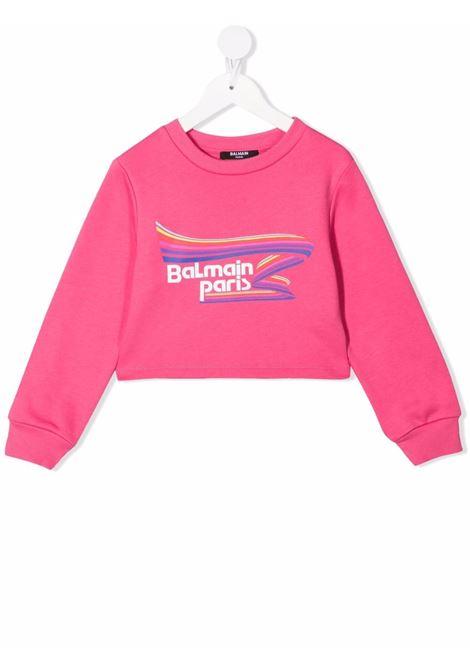 Balmain | Sweatshirt | 6P4000Z0001513