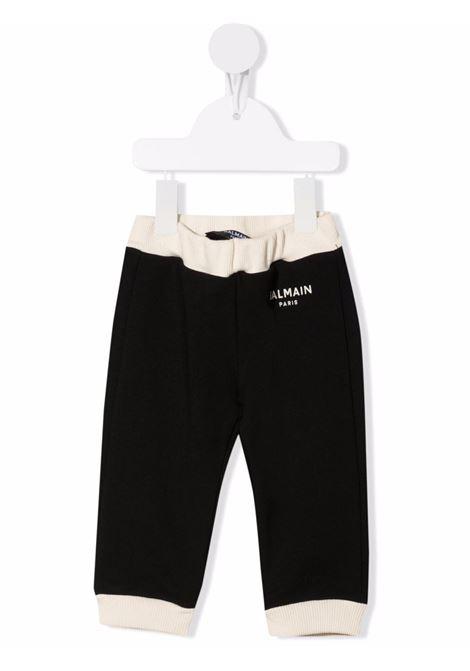 balmain pantalone Balmain | Pantalone | 6P6B30Z0001930BG